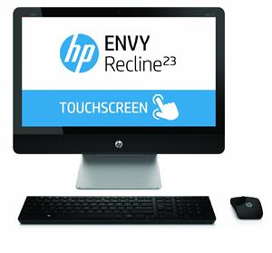 HP ENVY Recline 23 Core i5 8GB 1TB 2GB Touch
